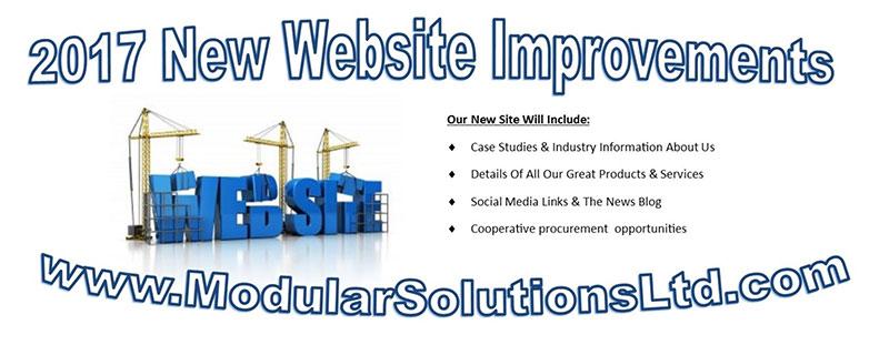 Modular Solutions, Ltd web site has a blog