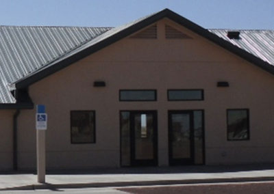 Navajo Nation Birdsprings Community Center