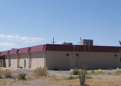 Ft. Huachuca Military Secure Rooms