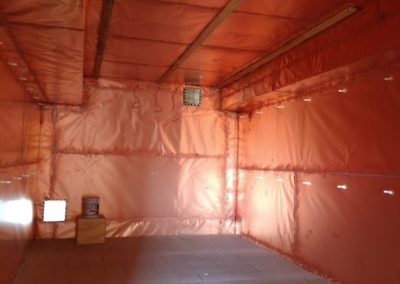 11. Copper Interior Walls