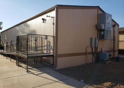 Chandler Unified School District Portable Building Program