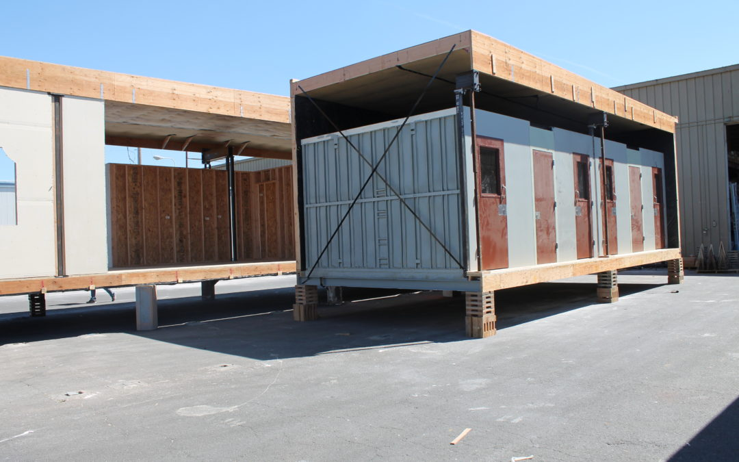 How Many Sections Can A Modular Building Have