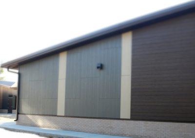 modern exterior finishes