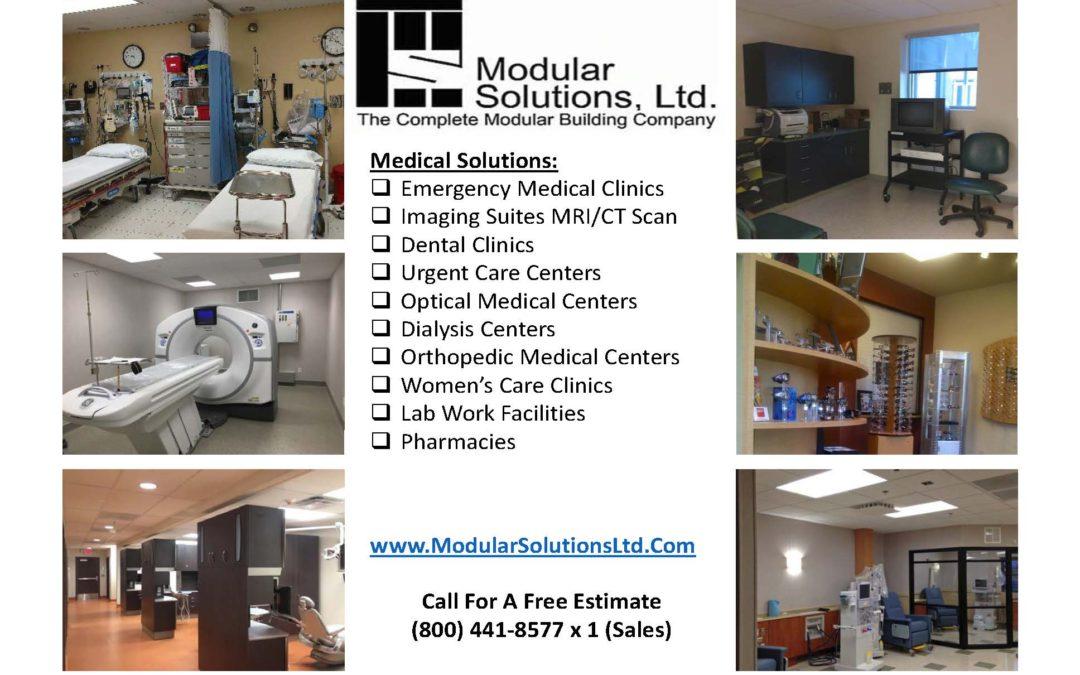 Modular Medical Clinics