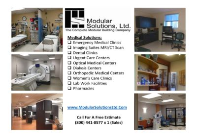 Medical Solutions by Modular Solutions, Ltd