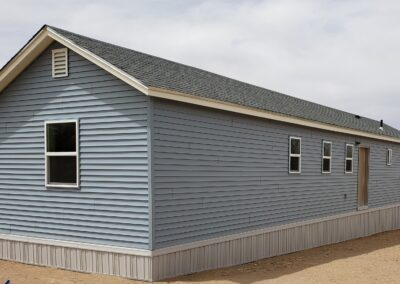 IHS Modular Employee Housing