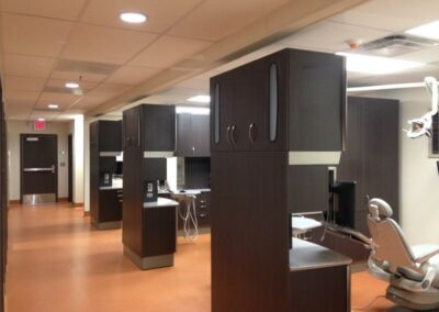 6105Wa, Dental Clinic Facility Stations
