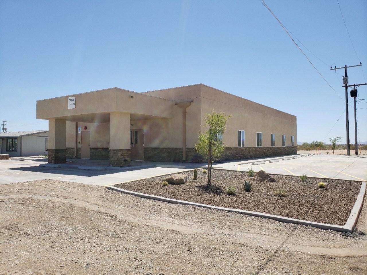 AZ modular building